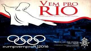 Ump olimpíadas. Vem pro Rio 2016