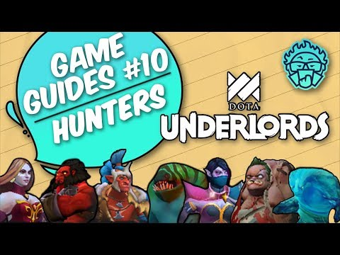 Hunters | Composition Guide | Dota Underlords Game Guide #10