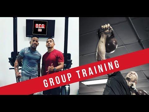 Grupo de Entrenamiento: Motivacion, disciplina y compromiso con tu salud