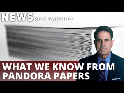 Pandora Papers: US harboring rogue politicians & their money