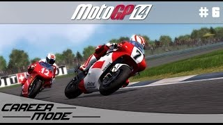 MotoGP 14 Gameplay Career Mode Walkthrough - Part 6 Moto 3 Spanish Grand Prix