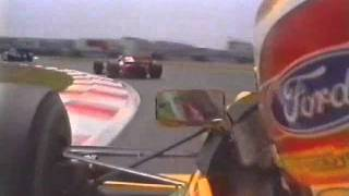 Senna vs Schumacher - 1993 French Grand Prix