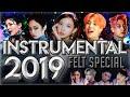 أغنية 2019 FELT SPECIAL INSTRUMENTAL   K-POP YEAR END MEGAMIX (Mashup of 127 Songs) // #KPOPREWIND2019