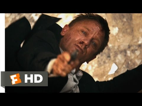 Quantum of Solace (2/10) Movie CLIP - The Hunt for Revenge (2008) HD