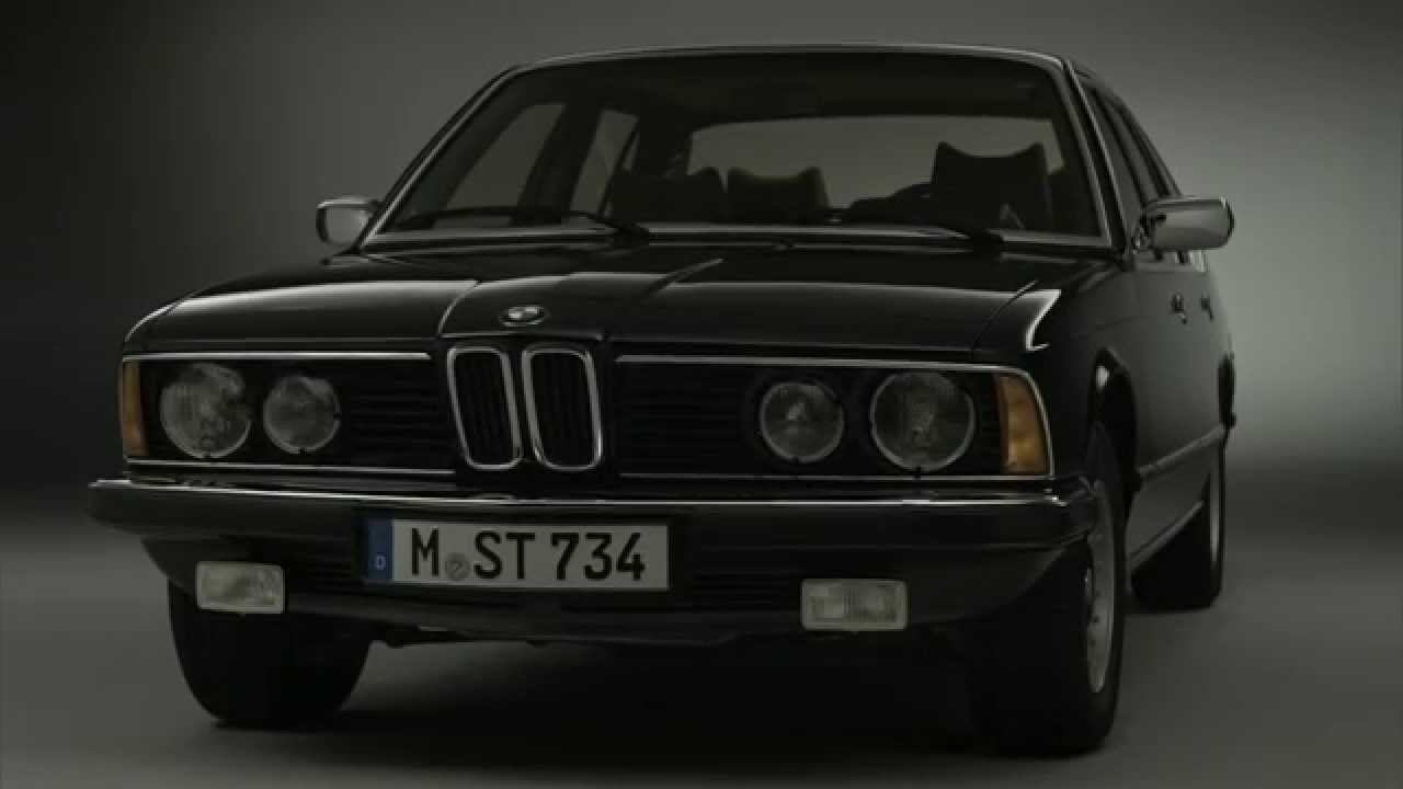 BMW 7 Series E23 1977 1986 - YouTube