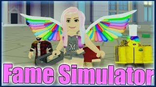 I'M no longer THAN VENDA! 😂😈 Roblox: Fame Simulator
