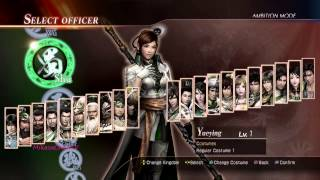 Dynasty Warriors 8: Xtreme Legends Complete Edition [PS4] - Part 1 (Walkthrough/Gameplay)