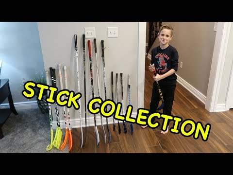 Kids HocKey Stick Collection