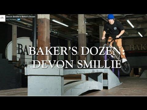 Devon Smillie's Baker's Dozen