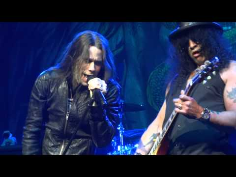 Slash feat Myles Kennedy - Been There Lately Live at The Olympia Dublin Ireland 2013
