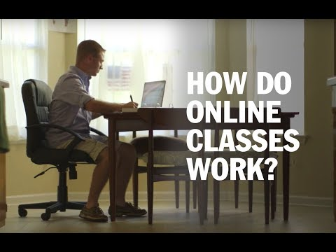 How Do Online Classes Work At SNHU?