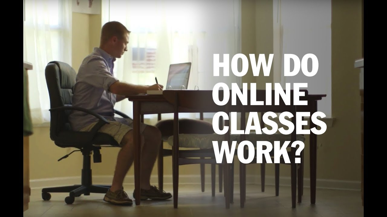 Snhu Online Degrees >> How Do Online Classes Work Online Student Experience Snhu