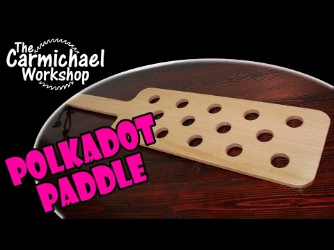 Polkadot Paddle of Love