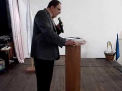 Pastor Climenti. Predica