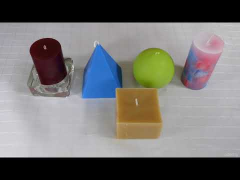 How to Make Candles - Candle Making for Beginners : Introduction to Making Pillar Candles