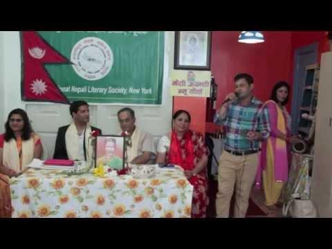 Nepali poetry & songs Moti Jayanti celebration in New York