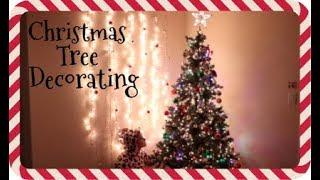Christmas Tree Decorating! | Brandi Noelle