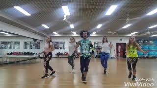 3 AM Jesse & Joy ft Gente de Zona Zumba coreografia by David amoro Martinez