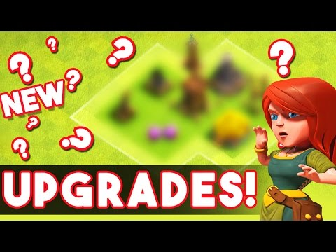 TH8 WITH NO WALLS -  Clash of Clans  - TOO MANY UPGRADES TO HANDLE