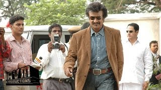 Rajini Punch Dialogue in Sivaji - 21: Cool; Rajinikanth Glass Style