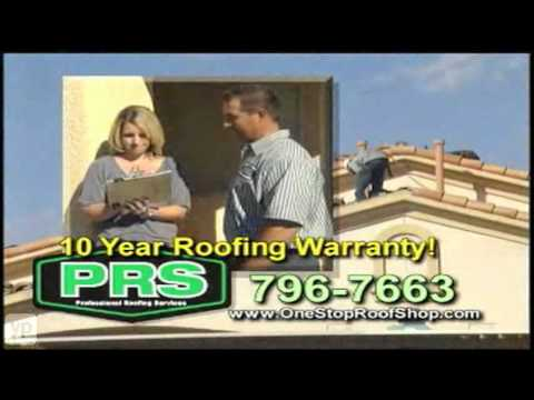 Professional Roofing Services | Las Vegas | Tile Roofs