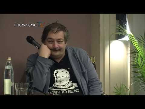 NevexTV: Дмитрий Быков - дилетантские чтения 25 12 2018
