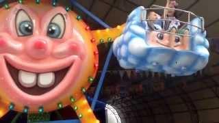 Clowns Unlimited Ferris Wheel - Luna Park