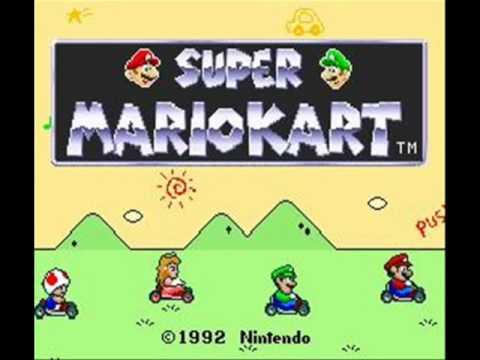 Music Super Mario Kart - Shrink
