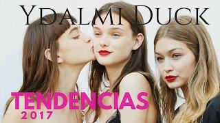 Tendencias de maquillaje 2017 /2018 Ydalmi Duck