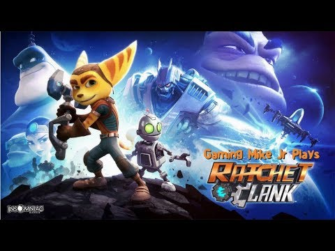 First Play - Ratchet & Clank [ps4]