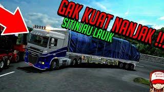 Truck DAF GK KUAT NANJAK!!! - DI SITINJAU LAUIK -Siba#1 ETS2