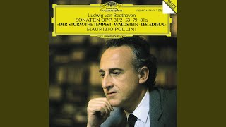 "Beethoven: Piano Sonata No.26 In E Flat, Op.81a -""Les adieux"" - 2. Abwesenheit (Andante espressivo)"