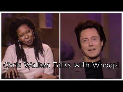 Download Christopher Walken on The Whoopi Goldberg Show (1993)