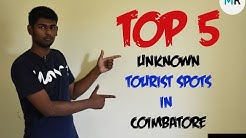 Top 5 Unknown Tourist Spots in Coimbatore | Top 5 - #1