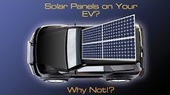 This Solar Powered Electric Car Idea is Epic: But Here's Why It Doesn't Work!