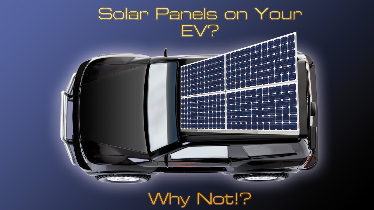 This Solar Ed Electric Car Idea Is Epic But Here S Why It Doesn T Work