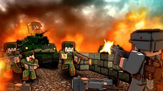 Minecraft WW2   Battle of Mont Maree! - S1E18 (Heroes and Generals Roleplay) thumbnail