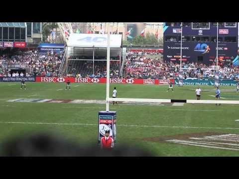 Hong Kong Rugby Sevens – Kung Fu Rugby
