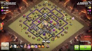 Clash of Clans - Town Hall 11 3-star, TH11 - Queen Walk, Hogs - War 113 - Gooroomp vs #1