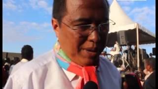 www.canalnews.net : Rado Ramparaoelina ( kandidà bèn