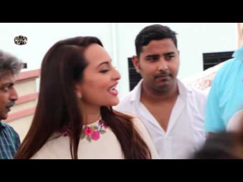 A Photo & Video Opporchunity With Sonakshi Sinha On The Sets Of Savdhaan India