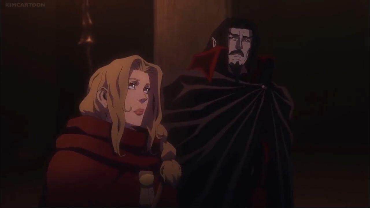 Download Castlevania (Netflix) Lisa meets Dracula 2/3