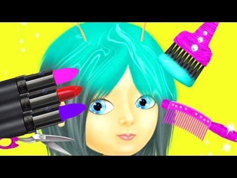 Best Care Fun Games – Fairyland 4 Meadow Princess – Makeup & Hair Salon