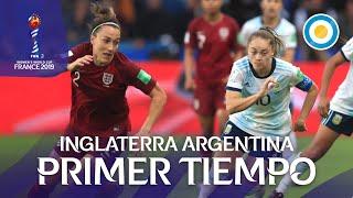 Resumen PT | Inglaterra 0-0 Argentina - Mundial de Fútbol Femenino FIFA 2019
