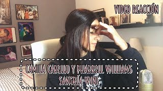 Baixar Camila Cabello ft Pharrell Williams - Sangría Wine (vídeo reacción)