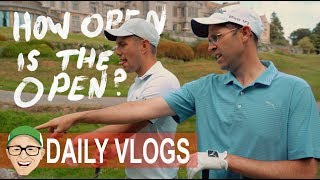 IS THE OPEN REALLY THAT OPEN