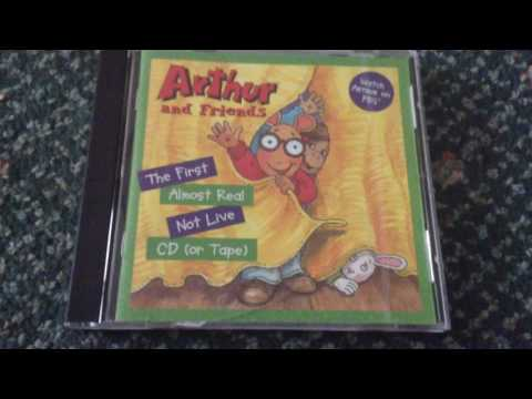 Arthur And Friends: The First Almost Real Not Live CD (or Tape): My Dog Pal