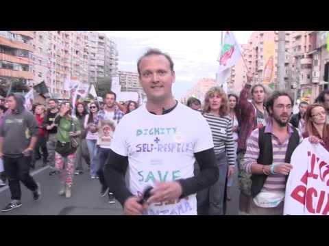 Save Rosia Montana movement