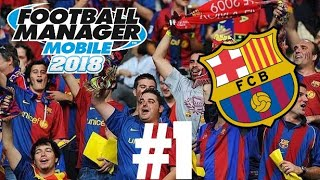 Football Manager Mobile 2018 | Part 1 - Intro