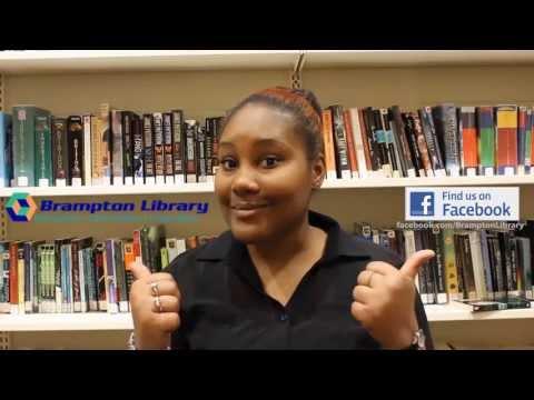 2013 Brampton Public Library, Read & Win Competition